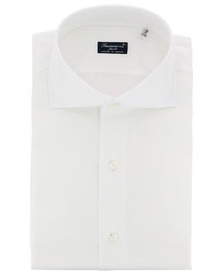 Eduardo Alumo poplin shirt FINAMORE