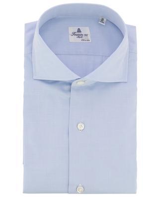 Eduardo poplin shirt FINAMORE