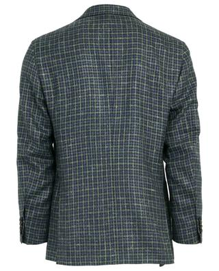 Cashmere, silk and wool blend blazer KITON