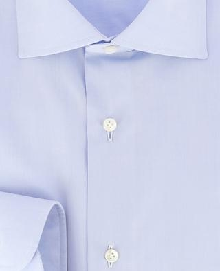 Monochrome cotton shirt BARBA
