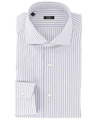 Gestreiftes Hemd aus Baumwolle BARBA