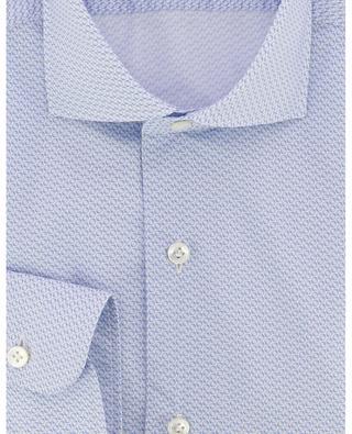 Culto printed cotton shirt BARBA
