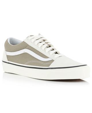 Niedrige Materialmix-Sneakers Old Skool 36 Dx VANS