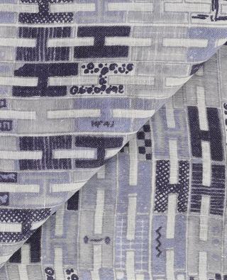 Écharpe légère monogrammée Raica HEMISPHERE