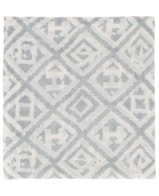 Rihal ethnic pattern lightweight scarf HEMISPHERE