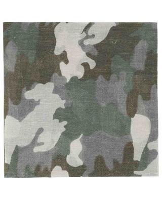 Écharpe légère motif camouflage Pamouflage HEMISPHERE