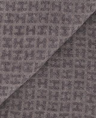 Écharpe légère monogrammée Radeombre HEMISPHERE