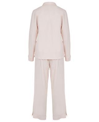 Penelope jersey pyjama with piping SKIN