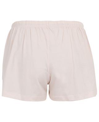 Shorts aus Jersey Olive SKIN