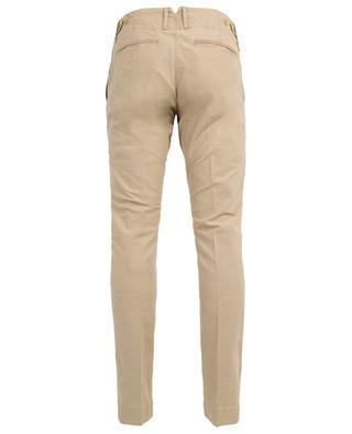 Pantalon slim en coton stretch Matera HAND PICKED