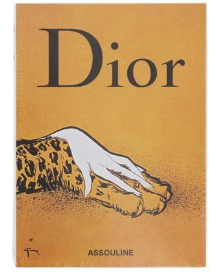 Coffret de 3 livres Dior en anglais ASSOULINE