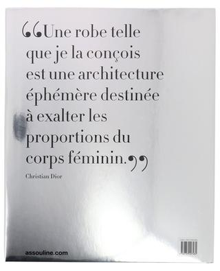 Dior coffe table book ASSOULINE