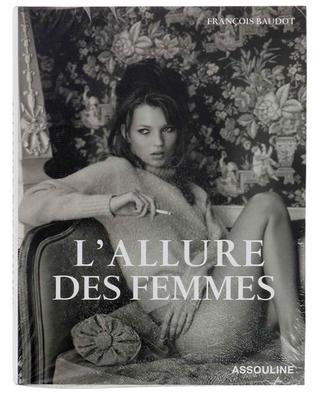 Livre de portraits L'Allure Des Femmes ASSOULINE