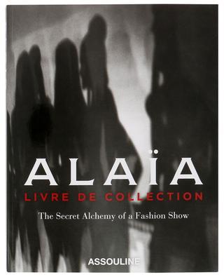 Alaïa Livre De Collection coffee table book ASSOULINE
