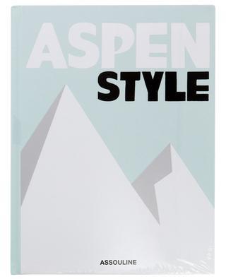 Reise-Kunstbuch Aspen Style ASSOULINE