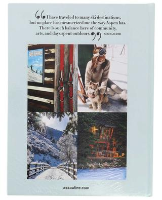 Aspen style coffee table book ASSOULINE