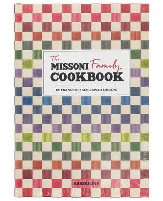 Livre de cuisine The Missoni Family Cookbook ASSOULINE