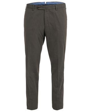 Super Slim Fit patterned trousers PT01