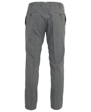 Pantalon slim en laine mélangée Super Slim Fit PT01