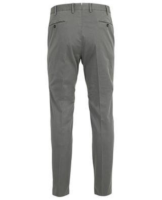 Pantalon chino en coton imprimé PT01