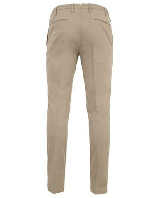 Cotton stretch skinny fit chino trousers PT01