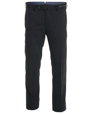 Klassische Wollhose Super Slim Fit PT01