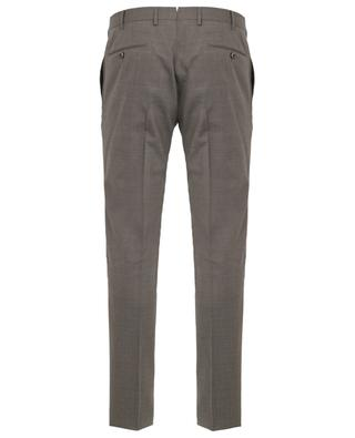 Pantalon classique en laine Super Slim Fit PT01