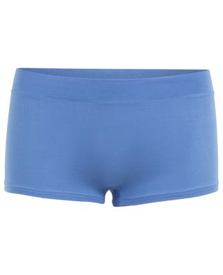 Laura slim fit micro modal shorty BLUE LEMON