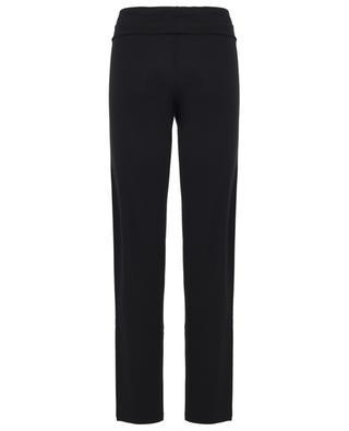 Pantalon en modal mélangé Foldover BLUE LEMON