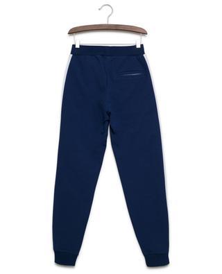 Pantalon de jogging détail vichy MONNALISA