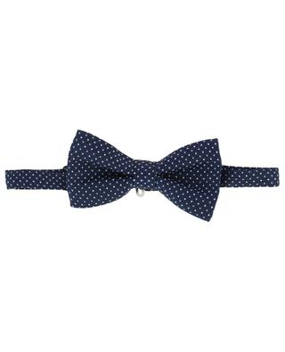 Atene bowtie with diamond pattern DAL LAGO