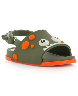 Mini Melissa Beach Slide Dino PVC sandals MELISSA