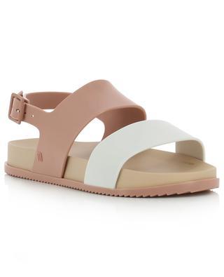 Sandales bicolores en PVC Mel Cosmic MELISSA