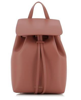 Smooth leather backpack MANSUR GAVRIEL