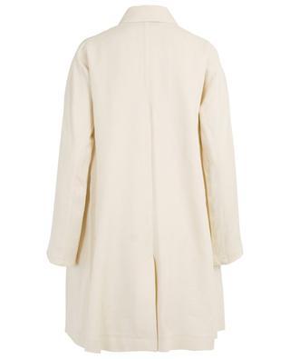 Mantel aus Leinen im Oversize-Schnitt MANSUR GAVRIEL