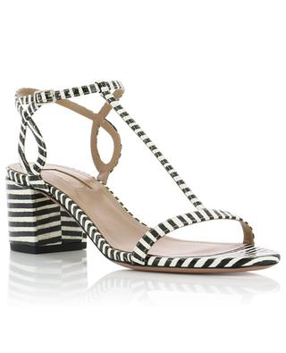 Almost Bare leather sandals AQUAZZURA