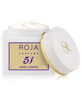 51 Crème Suprême body cream ROJA PARFUMS