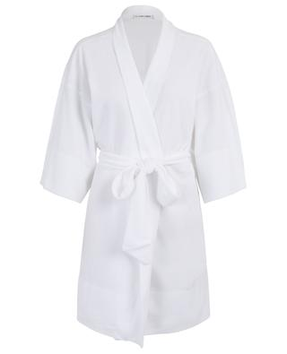 Hillary Frottee terry cotton night gown SUNDAY IN BED
