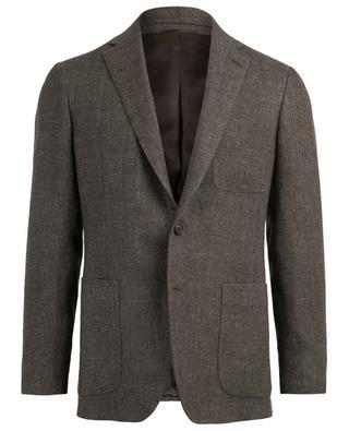 Linen and wool blazer BELVEST