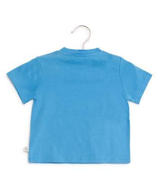 T-Shirt aus Baumwolle mit Print Tukan STELLA MCCARTNEY