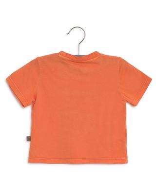 T-shirt imprimé en coton Face STELLA MCCARTNEY