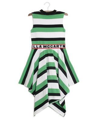 Logo striped dress STELLA MCCARTNEY