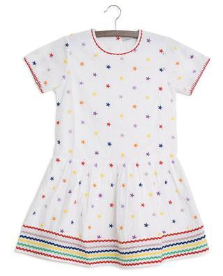 Besticktes Kleid Multicolour Stars STELLA MCCARTNEY