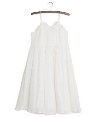 Robe ornée de broderies anglaises STELLA MCCARTNEY