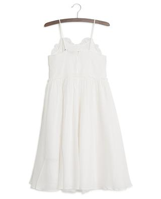 Kleid mit Lochstickereien STELLA MCCARTNEY