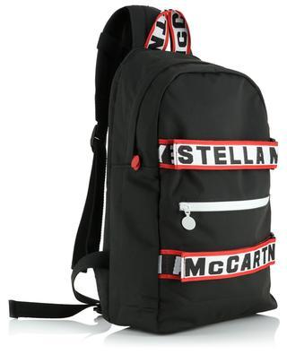 Sac à dos en matière recyclée Stella Logo STELLA MCCARTNEY