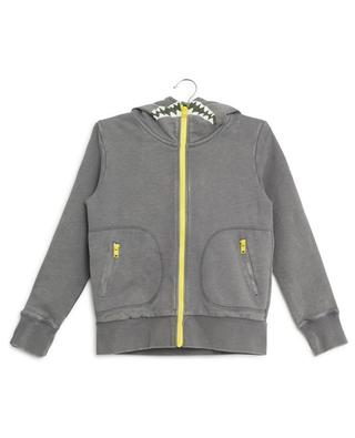 Face zip-up hoodie STELLA MCCARTNEY