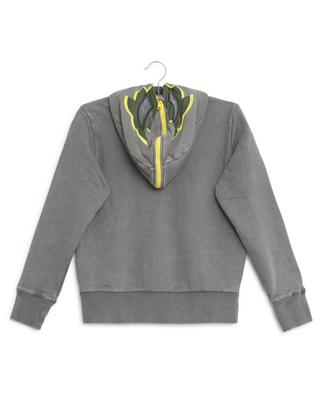 Sweat-shirt zippé capuche masque STELLA MCCARTNEY