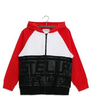 Sweat-shirt zippé Stella Logo STELLA MCCARTNEY