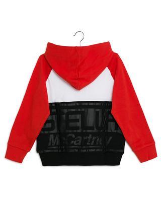 Stella Logo sweat jacket STELLA MCCARTNEY